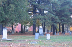 Haunted Cemetery Updated